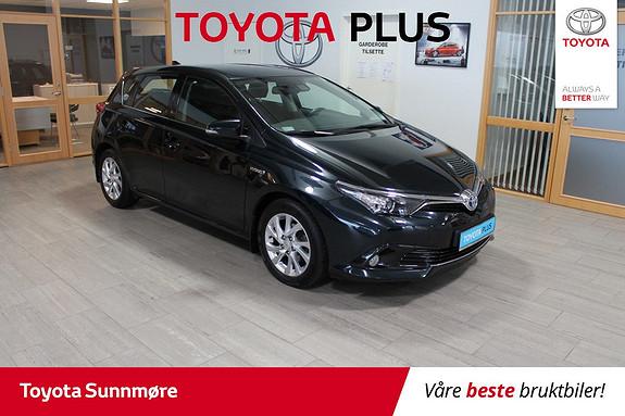 Toyota Auris 1,8 Hybrid E-CVT Active S **VELHOLDT**NYBILGARANTI**DAB  2016, 42902 km, kr 209000,-