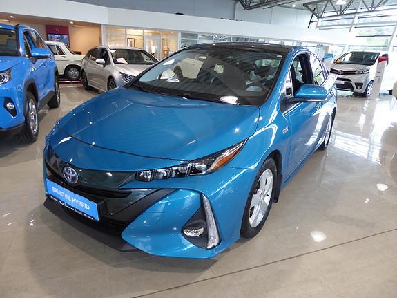 Toyota Prius Plug-in Hybrid 1,8 VVT-i Solar PHV m/DAB+ og Navi  2017, 18811 km, kr 279000,-