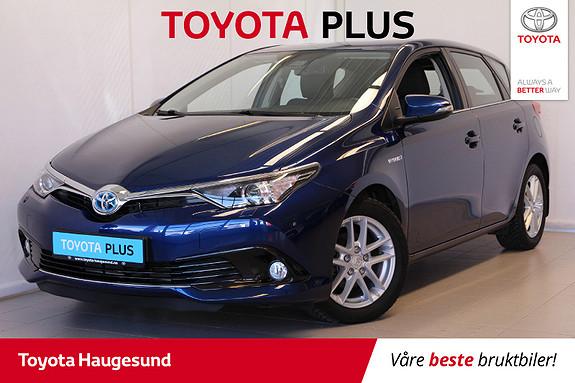 Toyota Auris 1,8 Hybrid E-CVT Active  2017, 22700 km, kr 229000,-