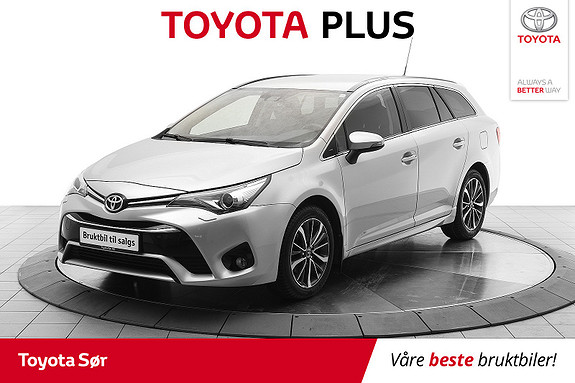 Toyota Avensis Touring Sports 1,6 D-4D Active  2016, 45000 km, kr 219000,-