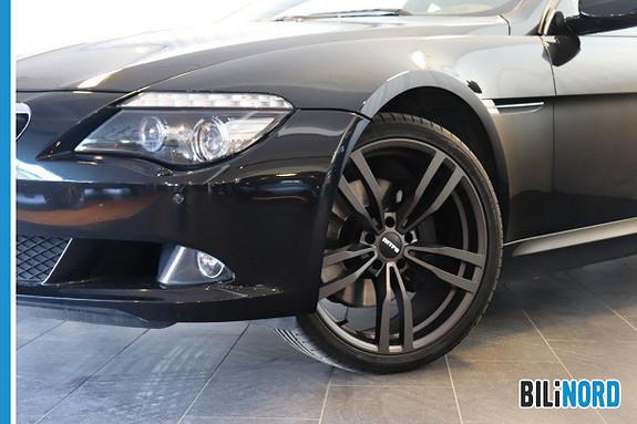 Bilbilde: BMW 6-serie