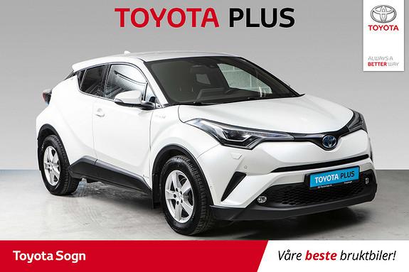 Toyota C-HR 1,8i Hybrid Supreme Tech  2017, 65550 km, kr 289000,-