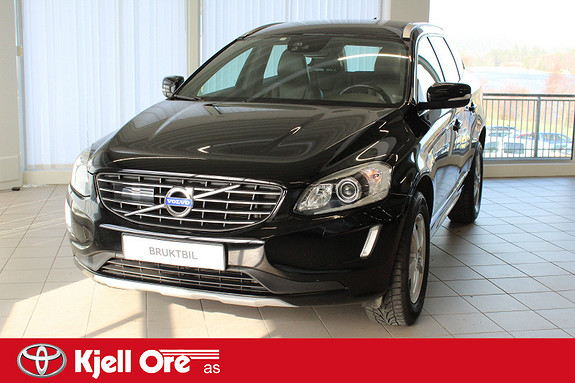 Volvo XC 60 D3 Summum aut m/ Navi, skinn, automatgir ++  2017, 79748 km, kr 399000,-