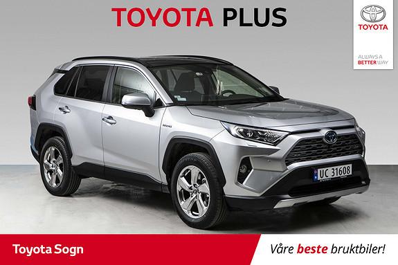Toyota RAV4 Hybrid 2WD Executive aut  2019, 5000 km, kr 529000,-
