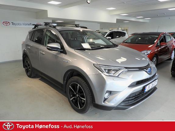 Toyota RAV4 Hybrid AWD Executive H.feste  2017, 43000 km, kr 387000,-