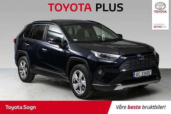 Toyota RAV4 Hybrid 2WD Executive aut  2019, 7000 km, kr 529000,-
