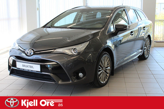 Toyota Avensis Touring Sports 1,8 Active Style M-drive 7S  2015, 45760 km, kr 259000,-