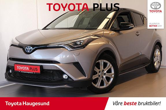 Toyota C-HR 1,8 WT-i Hybrid Dynamic Tech  2017, 56204 km, kr 309000,-