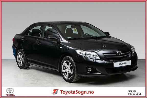 Toyota Corolla 1,4 D-4D Sol HENGERFESTE  2008, 143672 km, kr 69000,-