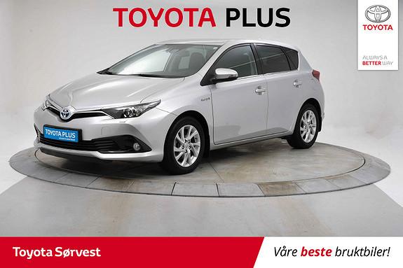 Toyota Auris 1,8 Hybrid E-CVT Active  2017, 32146 km, kr 219000,-