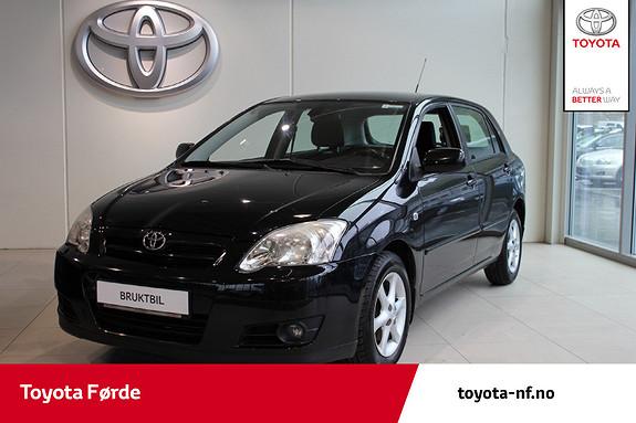 Toyota Corolla 1,4 D-4D Sol  2006, 155334 km, kr 54000,-