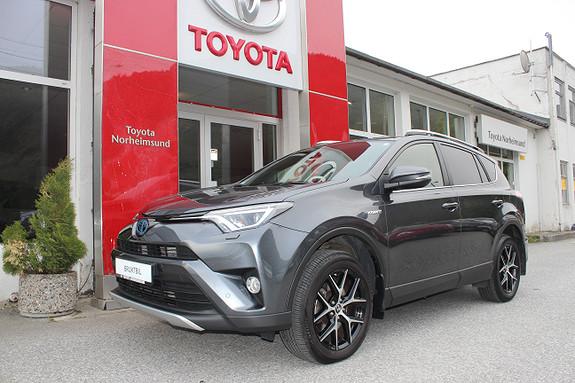 Toyota RAV4 2.5 Hybrid AWD Active Style 197 hk, 1 EIER, KROK  2016, 35850 km, kr 389900,-