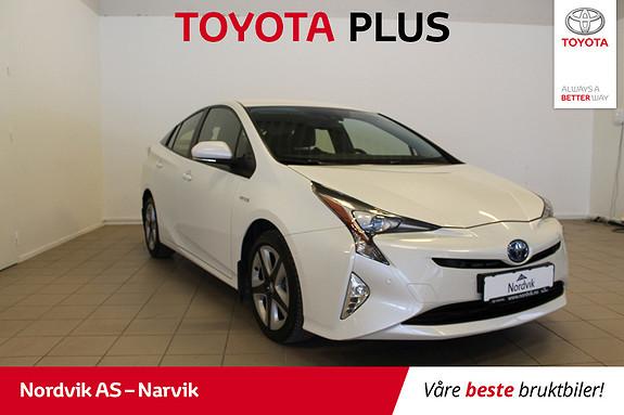 Toyota Prius 1,8 VVT-i Hybrid Executive | Én eier | Topputstyrt |  2016, 47168 km, kr 239000,-
