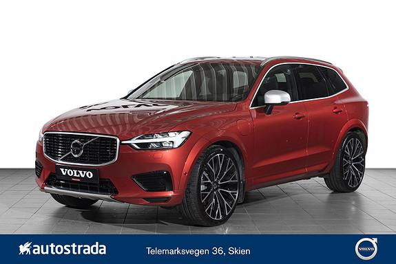 Volvo XC 60 T8 AWD R-design aut , Norges råeste XC60 R-Design?