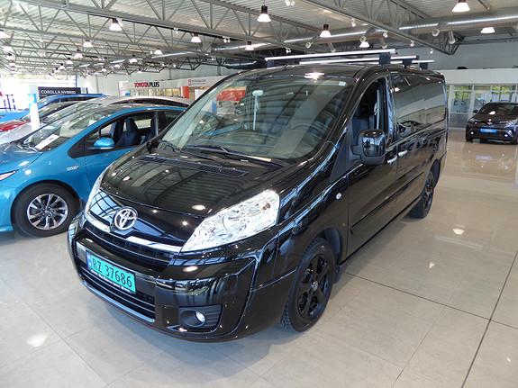 Toyota Proace 2,0 163hk L2H1 (m/bakluke) aut.  2014, 87419 km, kr 149000,-
