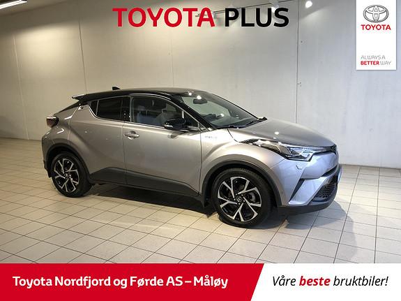 Toyota C-HR 1,8 WT-i Hybrid Dynamic Tech  2017, 2764 km, kr 315000,-
