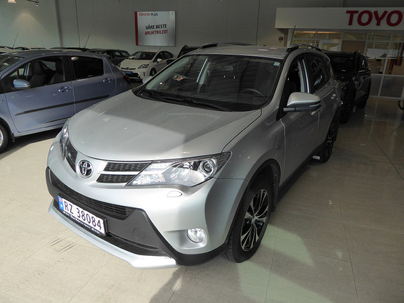 Toyota RAV4 2,0 D-4D 4WD 71'N Editon m/DAB+ og Navi  2015, 43621 km, kr 289000,-