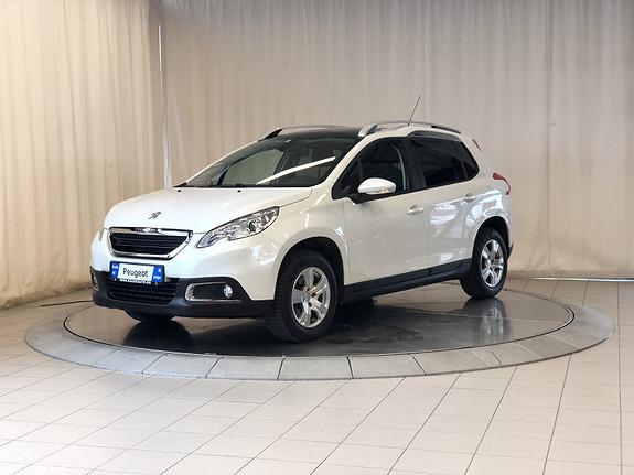 Peugeot 2008 Active Style 1,2 PureTech 110hk  2016, 19000 km, kr 188900,-