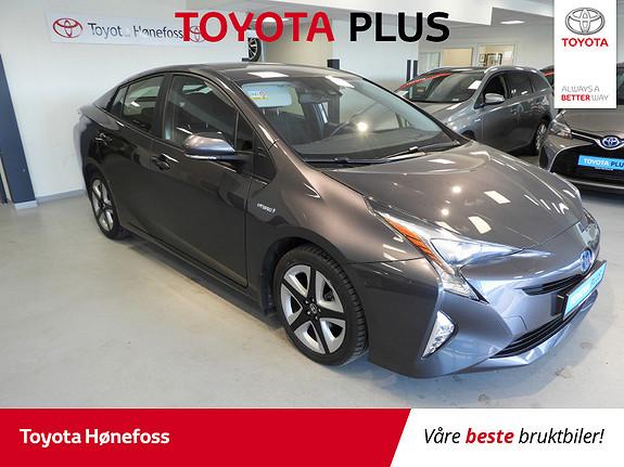 Toyota Prius 1,8 VVT-i Hybrid Active Style Navi, Cruise, Ryggekamera  2017, 47210 km, kr 209000,-