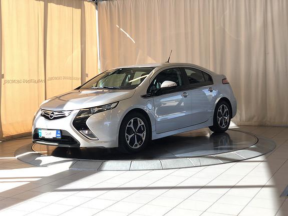 Opel Ampera Cosmo Plugg inn Hybrid.Alt utsyr  2012, 48669 km, kr 159000,-