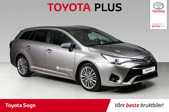 Toyota Avensis Touring Sports 1,6 D-4D Active  2016, 70 769 km, kr 229 000,-