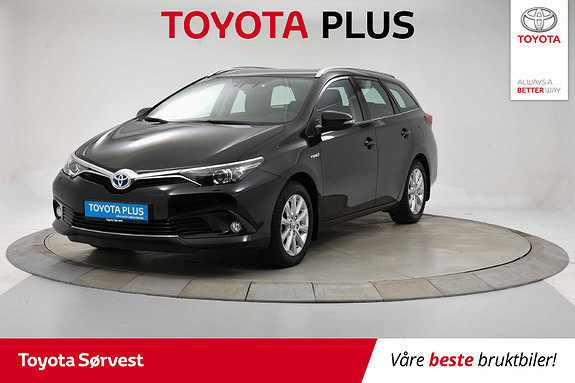 Toyota Auris Touring Sports 1,8 Hybrid Active  2016, 38623 km, kr 219000,-