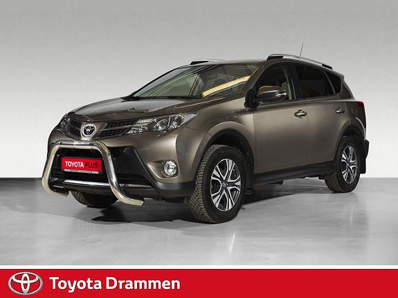 Toyota RAV4 2,0 4WD Executive  2013, 111865 km, kr 259000,-
