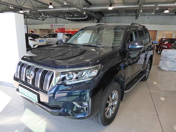 Toyota Land Cruiser 2,8 D-4D GX aut m/DAB+ og Navi  2018, 11549 km, kr 589000,-