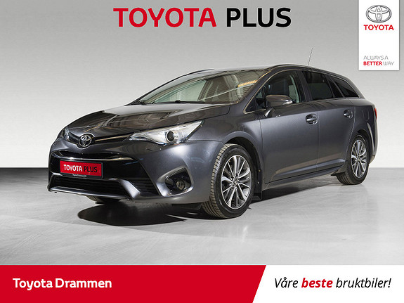 Toyota Avensis Touring Sports 1,8 Active M-drive 7S  2016, 43735 km, kr 245000,-