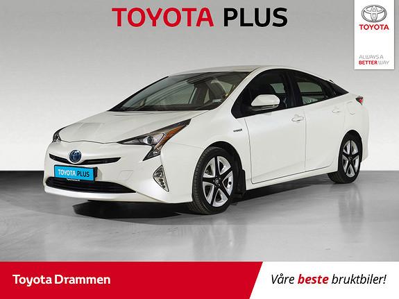 Toyota Prius 1,8 VVT-i Hybrid Executive  2016, 31720 km, kr 239000,-