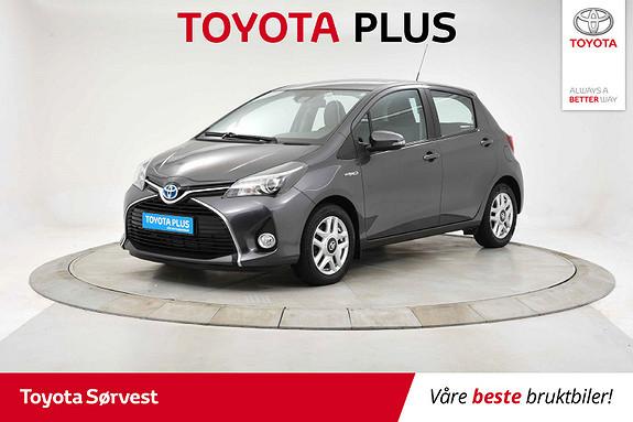 Toyota Yaris 1,5 Hybrid Active e-CVT  2016, 22633 km, kr 169000,-