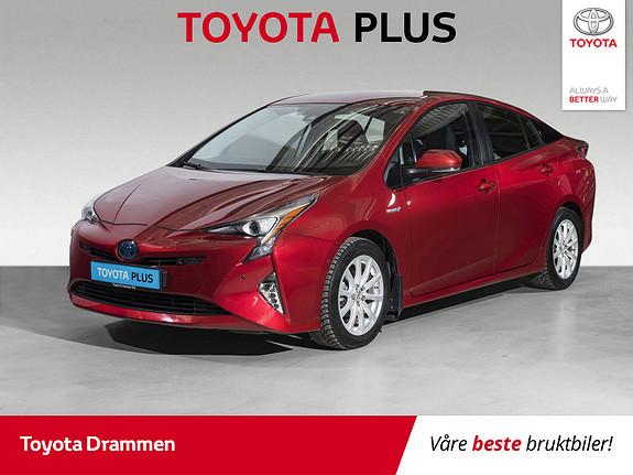 Toyota Prius 1,8 VVT-i Hybrid Executive  2016, 19810 km, kr 239000,-