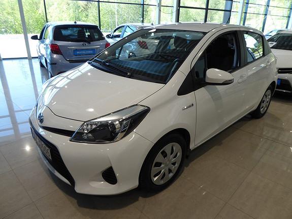Toyota Yaris 1,5 Hybrid Active e-CVT  2014, 63004 km, kr 149000,-