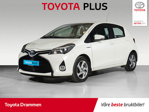 Toyota Yaris 1,5 Hybrid Active S e-CVT  2016, 58845 km, kr 159000,-
