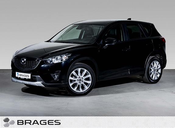 Mazda CX-5 2,2D 150hk Optimum 4x4 aut. Navi, R.kam, Skinn, Bose  2014, 21200 km, kr 285000,-