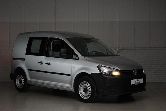 Volkswagen Caddy 1.6 102 TDI BMT  2014, 54348 km, kr 109000,-