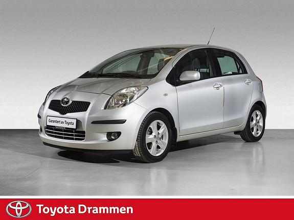 Toyota Yaris 1,3 Sol Multi Mode + Se kilometer !!  2008, 42375 km, kr 75000,-