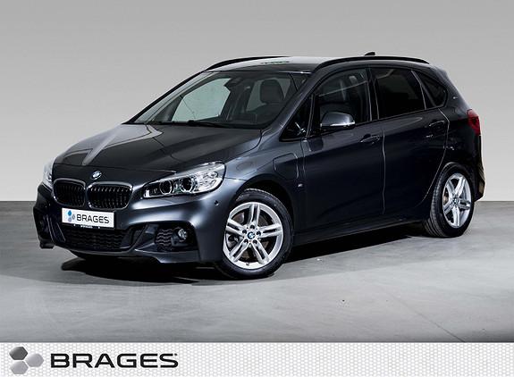 BMW 2-serie 225xe Active Tourer aut Navi, AdaptCruise, HeadUp, Skinn  2016, 54846 km, kr 299000,-