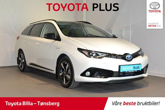 Toyota Auris Touring Sports 1,8 Hybrid Sport Vision  2018, 13000 km, kr 289000,-