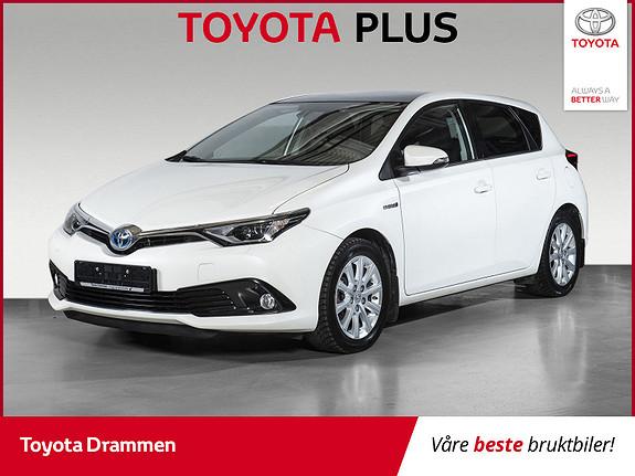 Toyota Auris 1,8 Hybrid E-CVT Style Facelift, Navi INNBYTTE 20 000,-  2015, 73550 km, kr 175000,-
