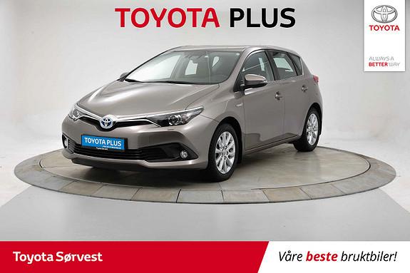 Toyota Auris 1,8 Hybrid E-CVT Active  2016, 24150 km, kr 209000,-