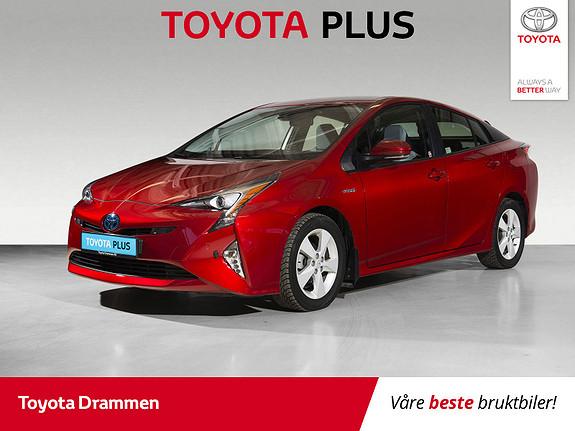 Toyota Prius 1,8 VVT-i Hybrid Executive  2016, 23460 km, kr 239000,-