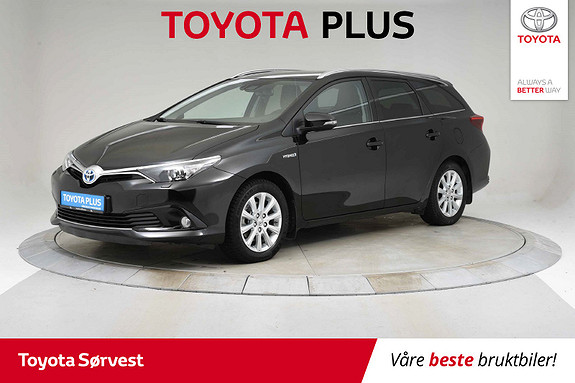 Toyota Auris Touring Sports 1,8 Hybrid Active Sport  2017, 28905 km, kr 229000,-