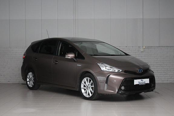 Toyota Prius+ Seven 1,8 VVT-i Hybrid Executive  2015, 286183 km, kr 129000,-