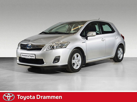 Toyota Auris 1,8 Hybrid Advance HSD  2010, 73565 km, kr 99000,-