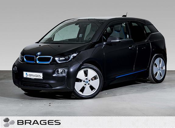 BMW i3 60Ah NaviPro, harman/kardon, Ryggekamera, Park.Ass  2014, 94300 km, kr 149000,-