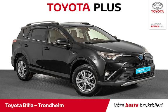 Toyota RAV4 Hybrid 4WD Executive  2016, 58320 km, kr 389900,-