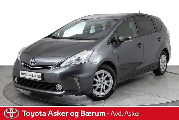 Toyota Prius+ Seven 1,8 VVT-i Hybrid Advance FLOTT FAMILIEBIL  2012, 88900 km, kr 179000,-