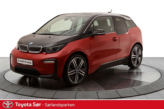 BMW i3 94Ah Fully Charged Edition Norsk bil/Norsk nybilgaranti  2018, 23165 km, kr 279000,-
