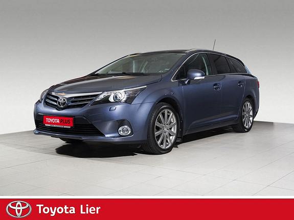 Toyota Avensis 1,8 147hk Exec. InBusiness 3.0 M-drive S  2013, 95896 km, kr 169000,-